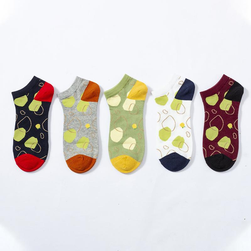 春夏新款 POLO男士 创意休闲 精梳棉船袜子批发