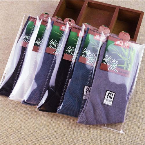 男士薄棉袜 舒适薄款 中筒袜 足浴袜子 独立包装